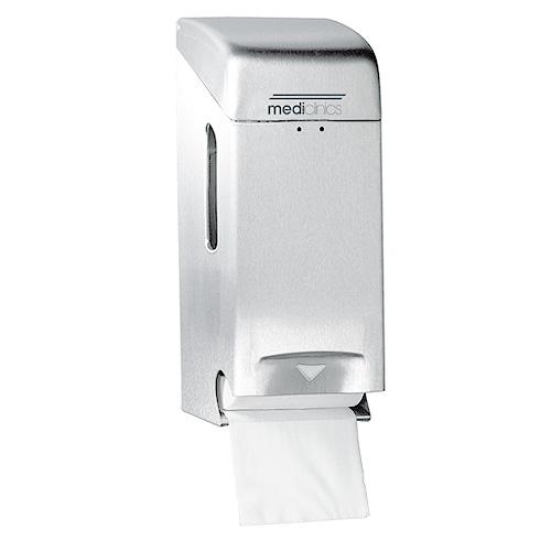Mediclinics toilet roll dispensers