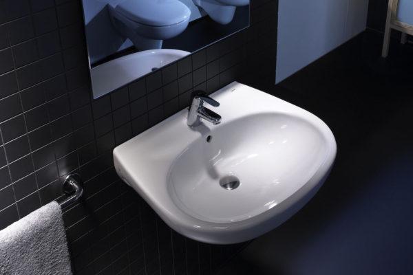 Victoria wall mounted wash basin