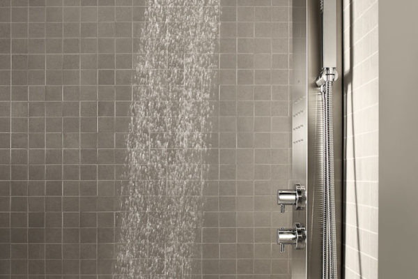 Roca Essential 2.0 Thermostatic Shower Column