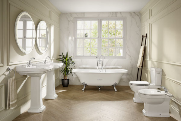 Roca bathtubs
