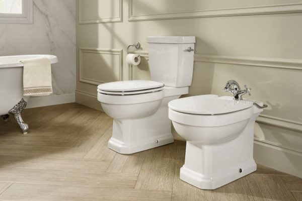 Double WC modern suites