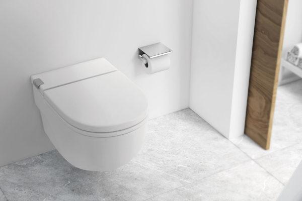 Wc suite toilet seat