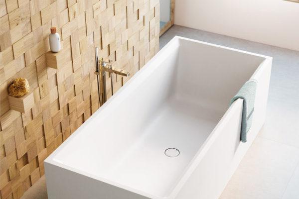 Freestanding bath tub