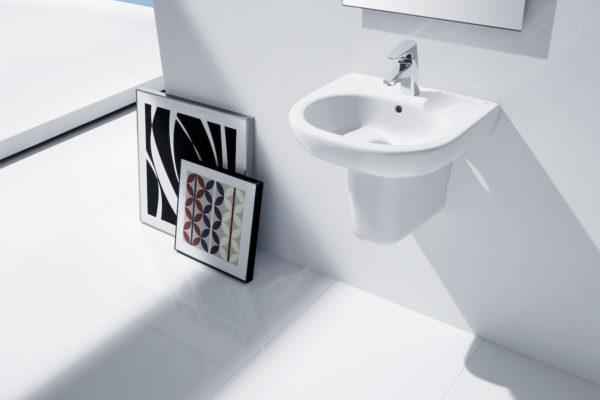 Bathroom sink washbasin