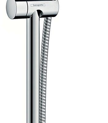 Crometta shower set
