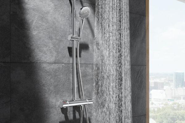 Rocca even shower column