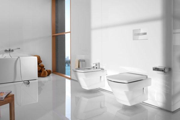 Double WC suites