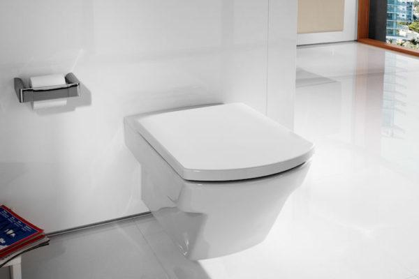 WC suites toilet seat