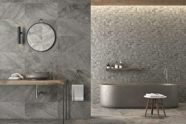 Arcadia stone and mosaic