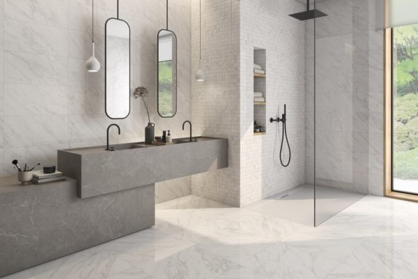 Ares marble flooring