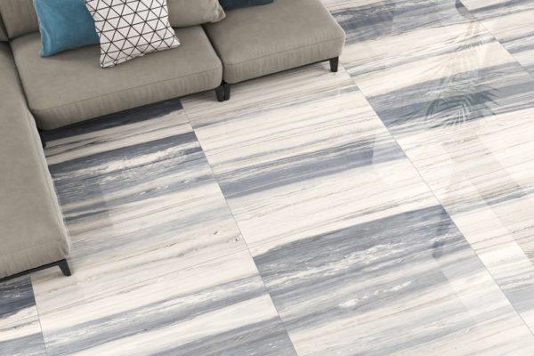 Aurora marble flooring