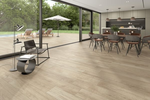 Berry natural wood flooring