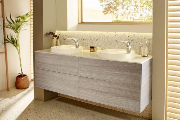 Contemporary design wash basin