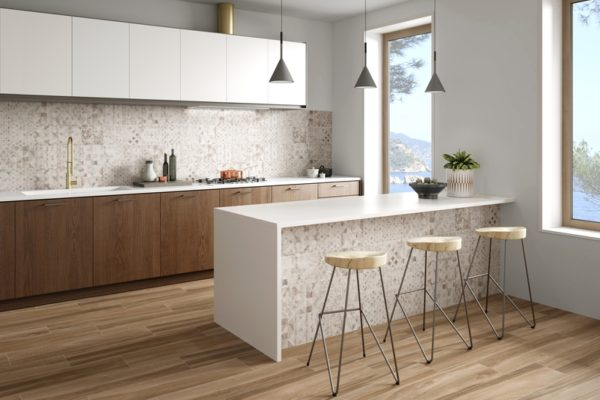 Caen wood flooring