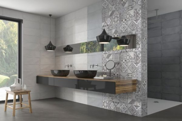 Camargue 01 45X45 floor tiles