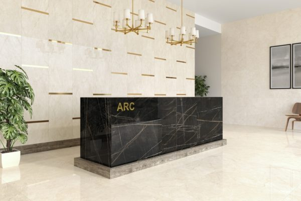 Costa marble flooring