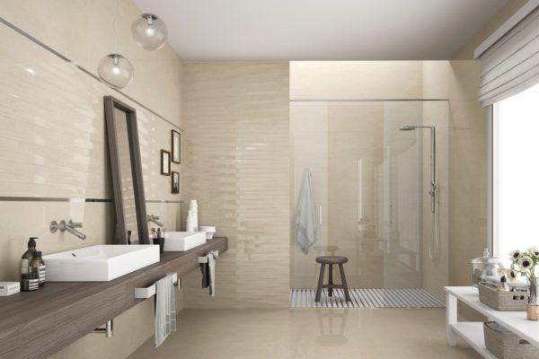 Natural crema 02 marble flooring