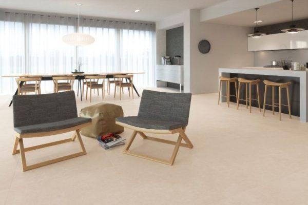 Crema natural 60X60 floor tiles