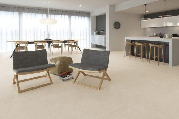 Natural crema 03 marble flooring