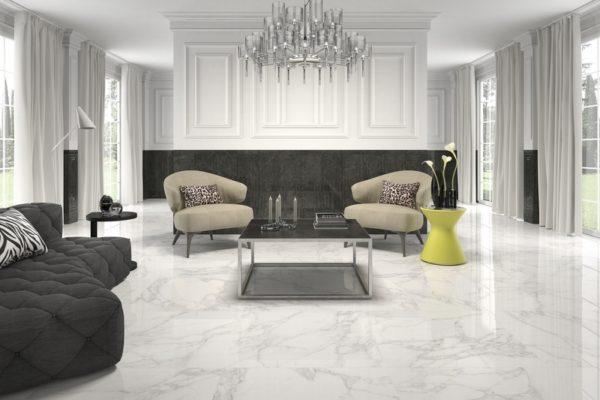 Clear crystal 03 marble flooring