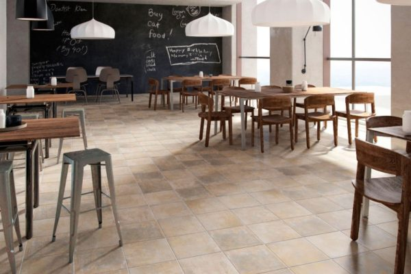 Kota tortilla brown tiles