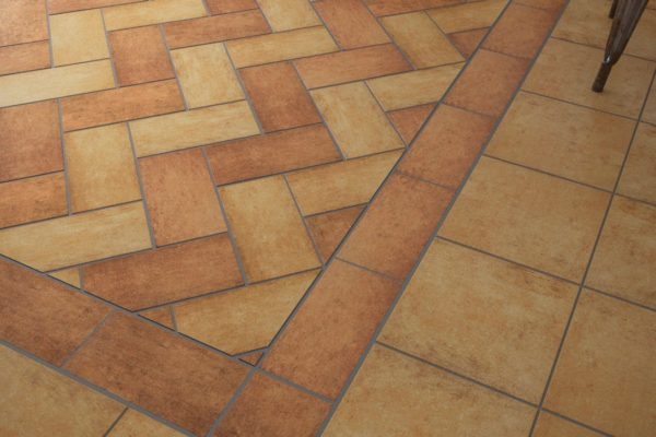 Elegant design terracotta tiles