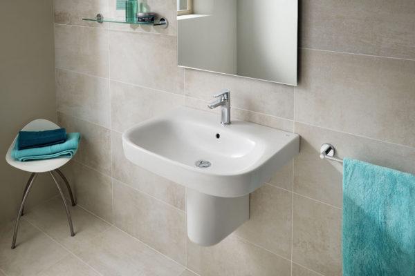 Debba wall basin