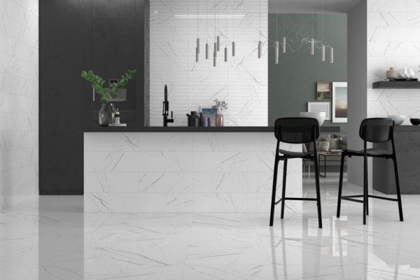 Dole marble flooring