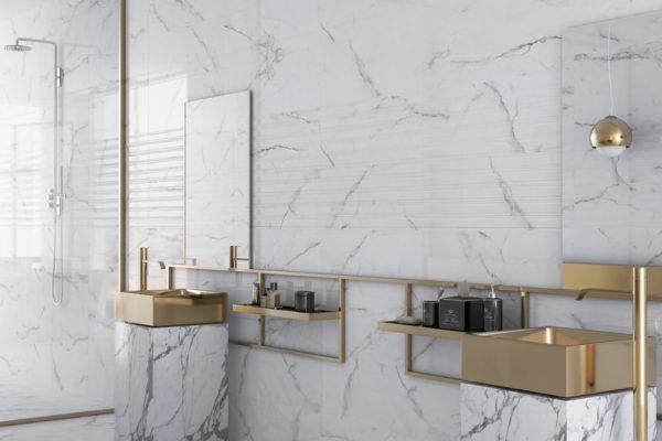 Fontana marble tiles