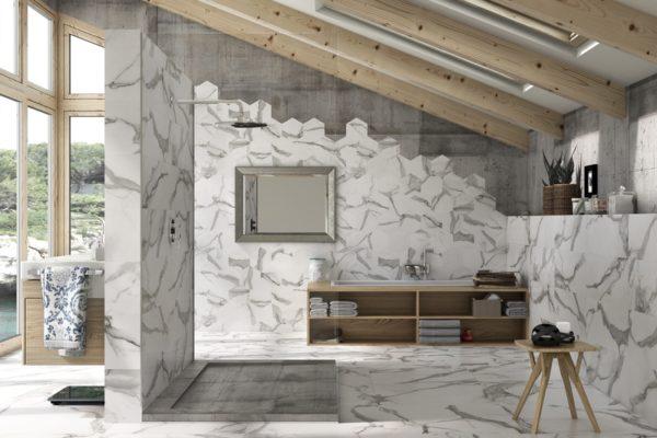 Godina marble tiles