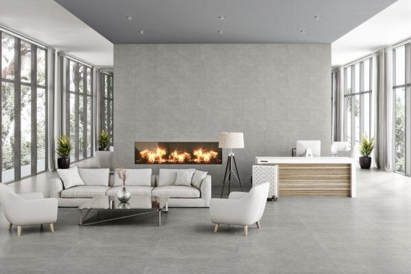 Hardy calm stone flooring