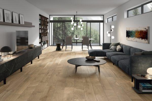 Inuk wood flooring