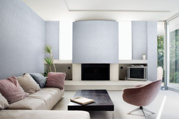 Is7anbul metalik decorative paint living room