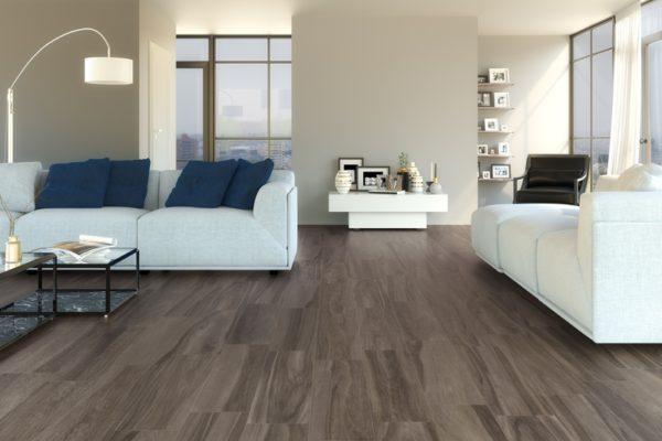 Keywood taupe wood flooring