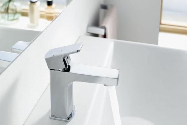 Modern tap basin mixer