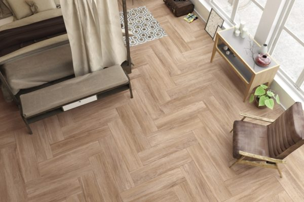Landes wood floor