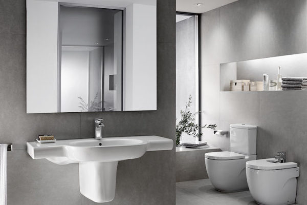 Meridian wash basin