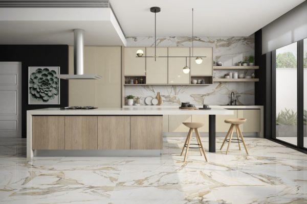 Midas marble flooring