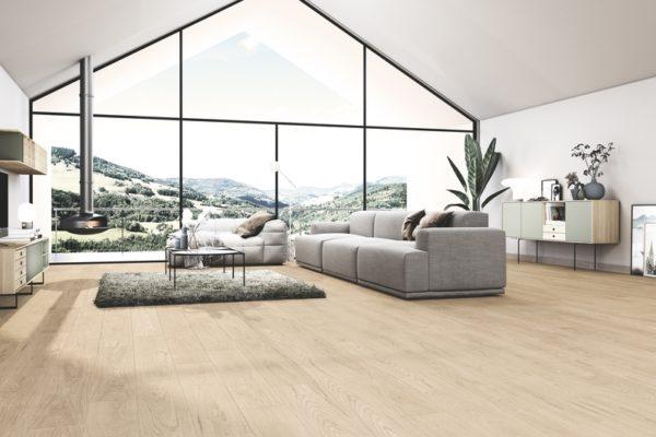 Nomad honey wood flooring