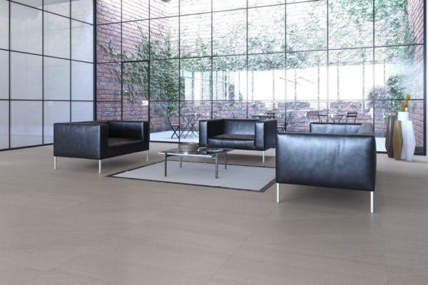 Argenta office stone flooring