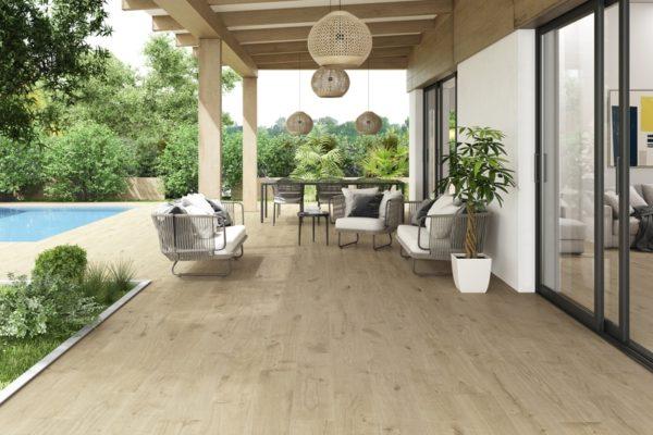 Oland natural wood flooring