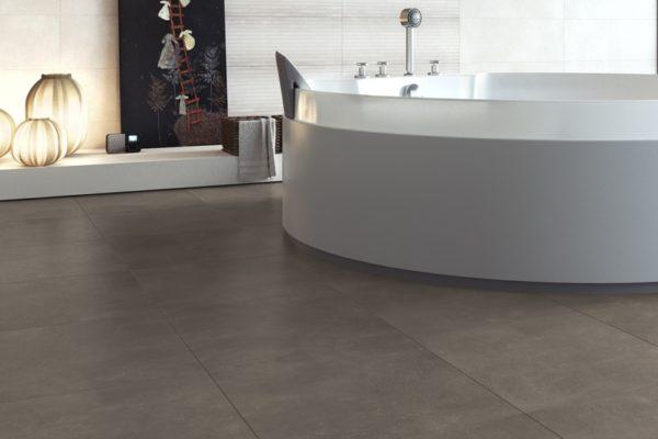 Olympus tabaco concrete finish tiles
