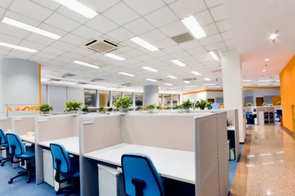 Individual office cabinets