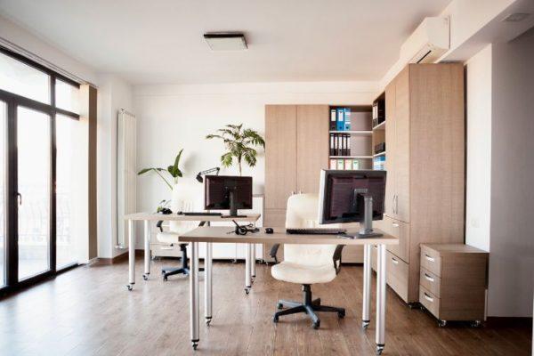 Neat office design