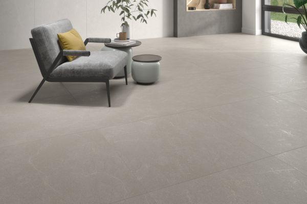 Palco dark stone flooring
