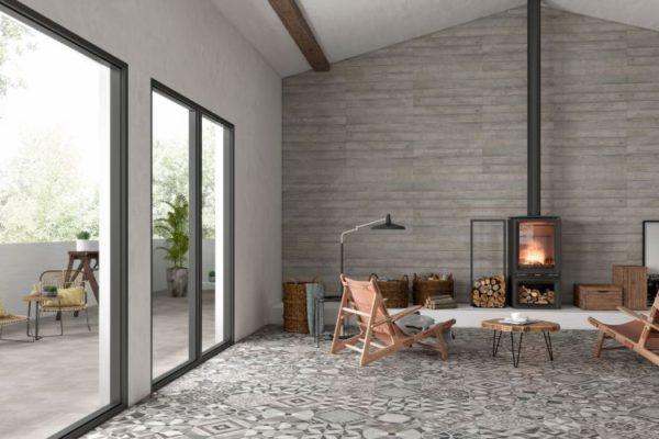 Powder 03 60X60 floor tiles