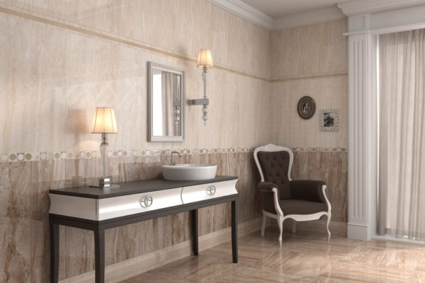 Reale 04 marble flooring