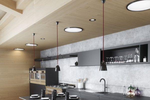 Charcoal eternal silestone kitchen