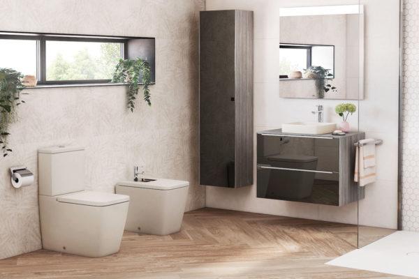 Roca inspira colors WC suites