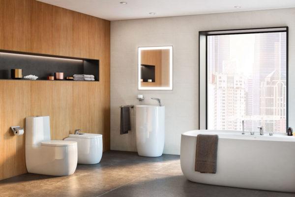 Roca oval bathtubs